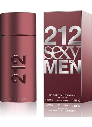 Carolina Herrera 212 Sexy Men Edt 100 Ml Erkek Parfümü Renksiz